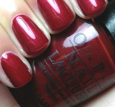 OPI Nail Polish Lacquer Enamel Varnish A33 OP-I Love This Colour! 15ml NEW!