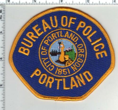 Portland Bureau of Police (Oregon) 3rd Issue Shoulder Patch