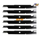 "(6) Hi Lift Blades Replace Bad Boy 038-0005-00  54"" MZ Magnum"