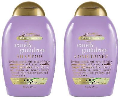 OGX Limited Edition Candy Gumdrop Shampoo & Conditioner 13 oz - 13 Oz