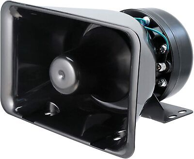 Siren Speaker Brand New. 100 Watt Power Rated For Any Siren Or P.a. Amp