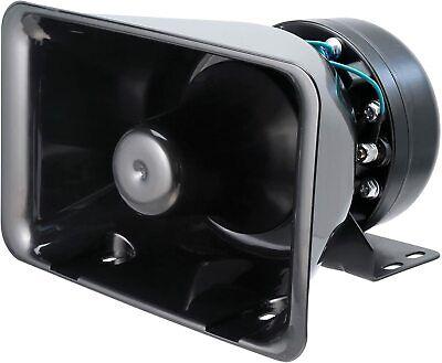 Siren Speaker Brand New. 100 Watt Power Rated For Any Siren Or P.a. Amp