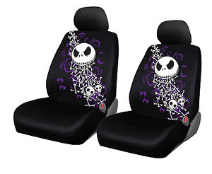Nightmare Before Christmas Seat Covers | eBay