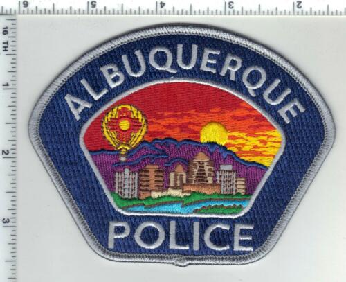 Albuquerque Police (New Mexico) 2nd Issue Shoulder Patch