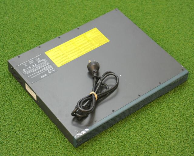 CISCO ASA5510-SEC-BUN/K9 Firewall Adaptive Security Appliance - 1 YEAR WARRANTY