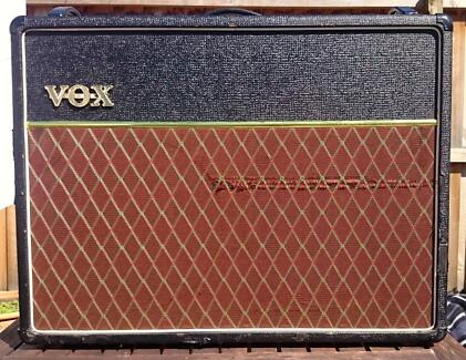 VOX AC30 / 6TB made in England Camperdown Inner Sydney Preview