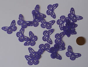 Cadbury-Purple-Butterfly-Pearlescent-Shapes-Table-Confetti-Craft-Wedding-Invite