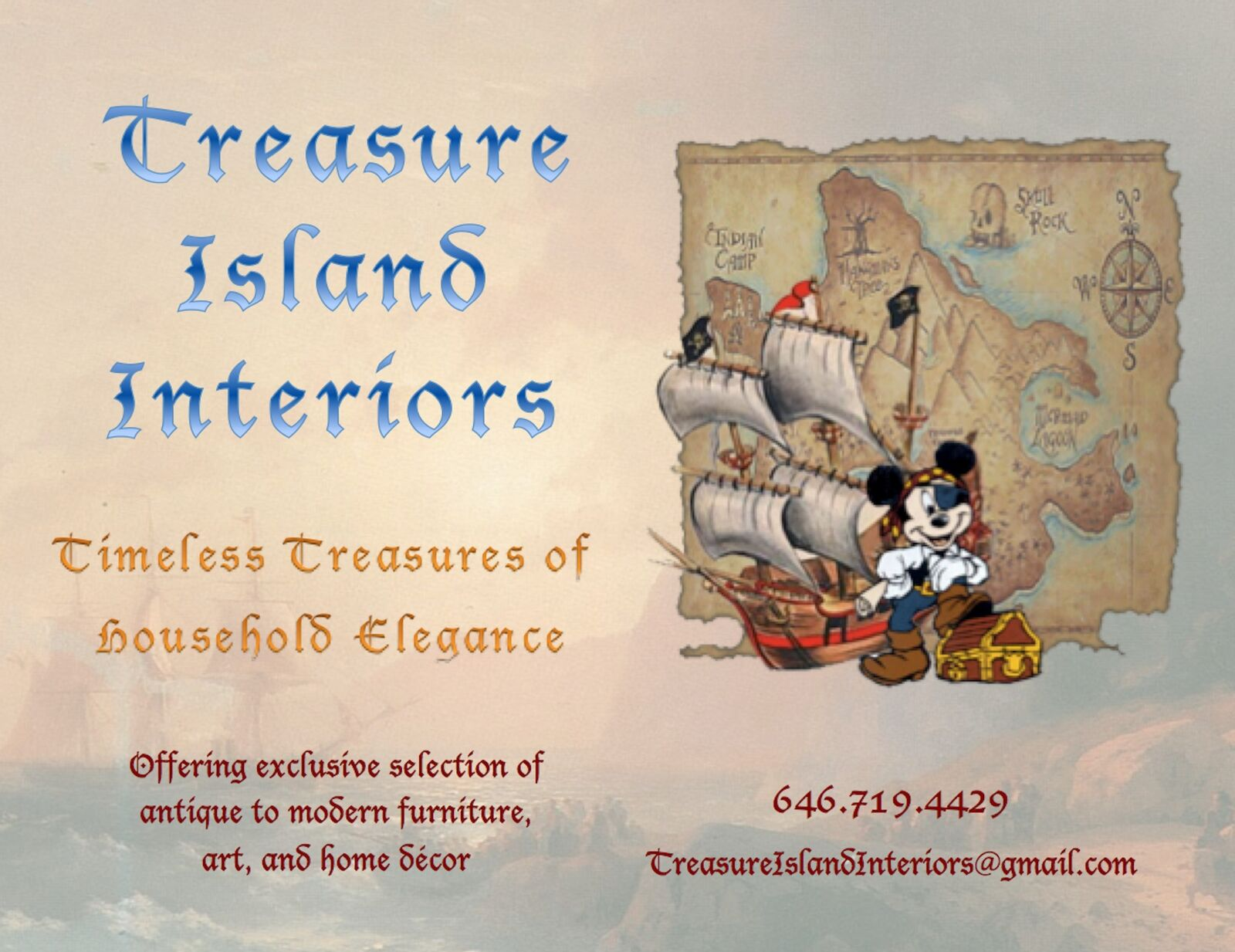 Treasure Island Interiors