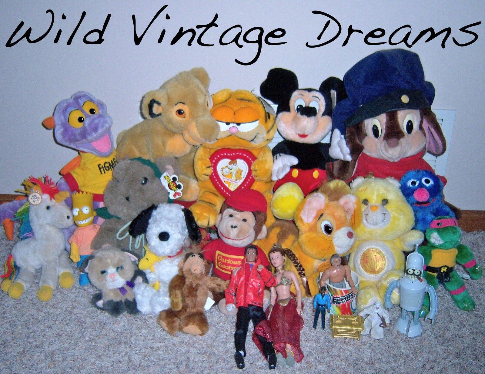 Wild Vintage Dreams