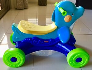 Fisher price ride on toy Stanhope Gardens Blacktown Area Preview
