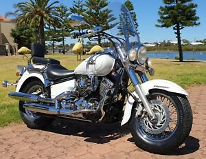 2007 YAMAHA XVS650 V STAR CUSTOM LAMS APPROVED CRUISER Royal Park Charles Sturt Area Preview