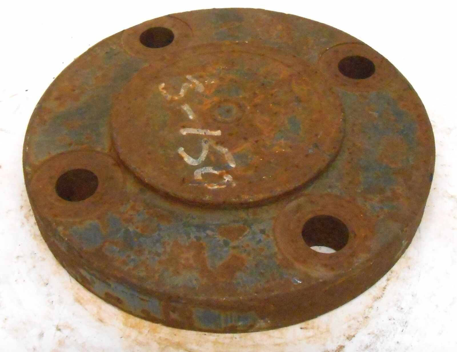 """3"""" BLIND PIPE FLANGE CLASS 150, 7.50"""" OD, 0.94"""" THICKNESS"""
