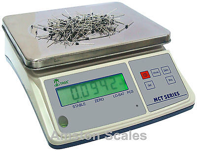 33 Off Refurbishedused Counting Parts Coin Scale 6.6 X .0002 Lb 3 Kg X 0.1 G