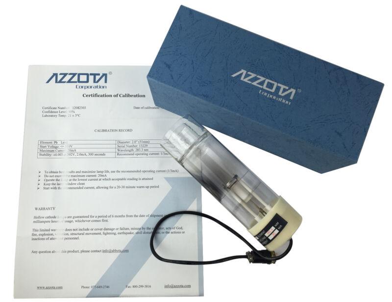 """Azzota 2"""" Hollow Cathode Lamp Copper - Cu"""