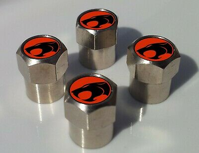 THUNDERCATS RETRO TV TYRE VALVE CAPS FOR TIRE WHEEL