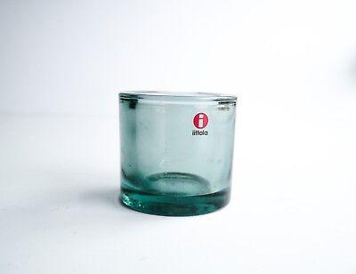 Iittala Marimekko Glass Votive Kiivi Water Green