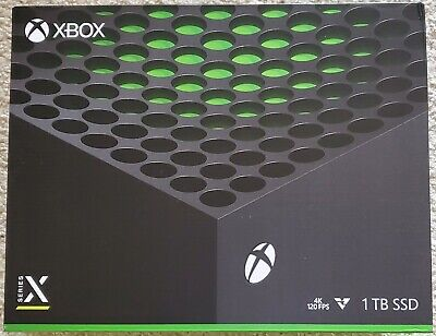 Microsoft Xbox Series X 1TB Video Game Console, In Hand, FAST SHIPPING