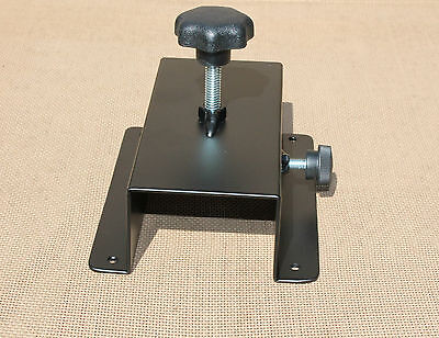 Silkscreen Printing Press Platen Bracket New With Side Locking Knob.