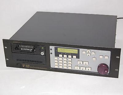 DOREMI V1D RANDOM ACCESS VIDEO RECORDER / PLAYER MIT SCSI HDD #I26