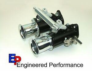 THROTTLE BODY INJECTION - 45DCOE EFI with Injectors - Weber Gemini Escort Datsun