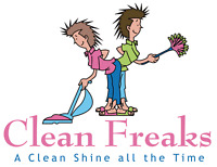 Weekly, Bi Weekly< Monthly, Move In and Out cleans