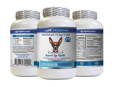vitamins for dogs eyes - DOGS EYE VISION HEALTH FORMULA 1B - dog cranberry treat