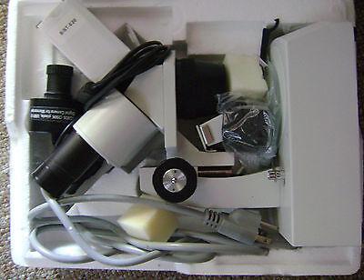 Stereo Microscope St-30-2l 350k Pixels Usb Digital Camera Nib