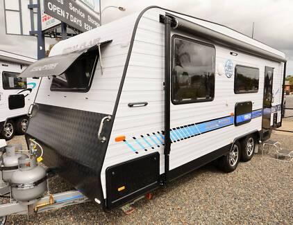2015 Royal Flair 19'8 Designer Series Caravan Parafield Gardens Salisbury Area Preview