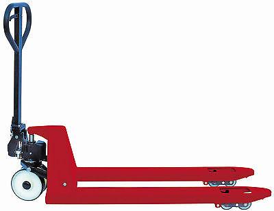 Elite E2500 2500kg 2.5 Tonne Capacity Hand Pallet Truck Load Mover Jack