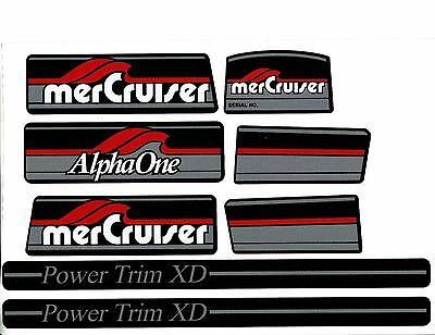 Mercruiser Alpha Gen 1 Trim Cap 14842