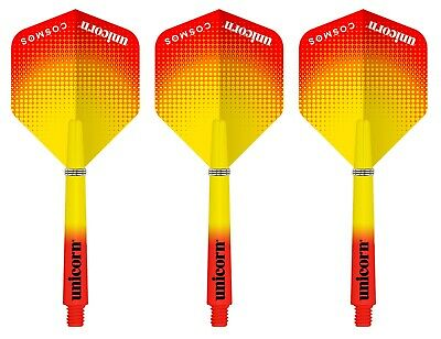 Unicorn Cosmos - Pulsar - Combo Pack - Gripper 3 - Flights & Shafts