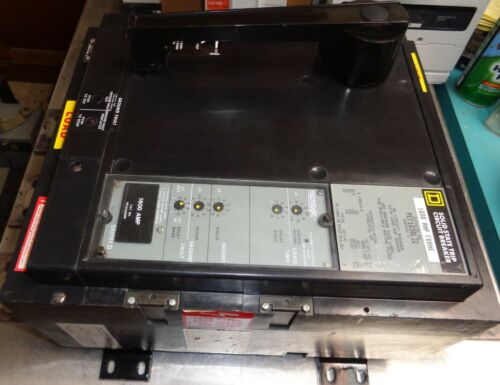 PERFECT SQUARE D SOLID STATE CAT# PEF1636LIG SER.4 W/ L,I,G FUNCTIONS, TYPE PEL