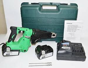 HITACHI WF18DSL CORDLESS AUTOMATIC SCREW DRIVER 18V #754760 Ipswich Ipswich City Preview