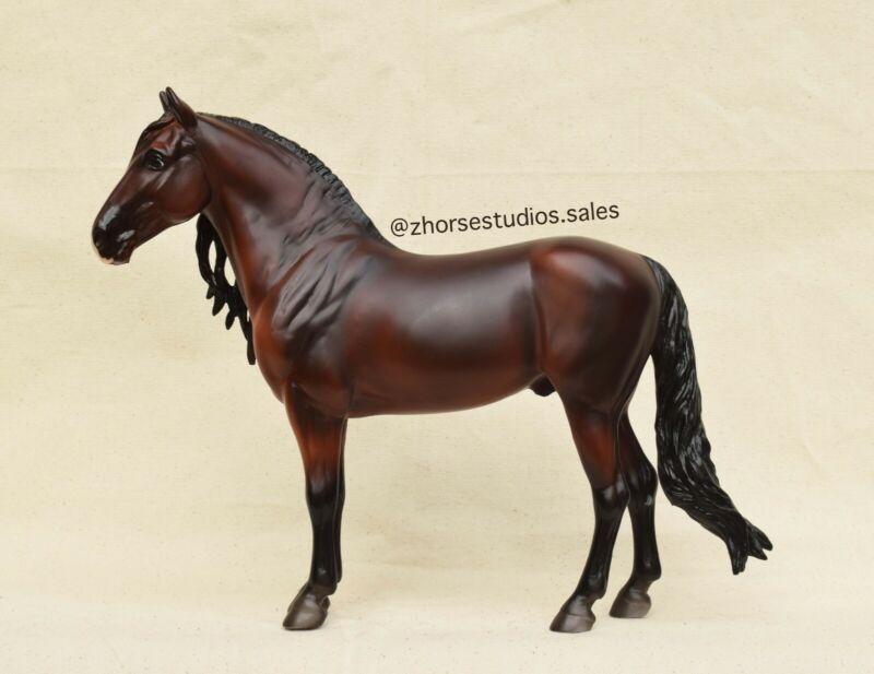 Breyer #1809 Dominante XXIX Bay Spanish Stallion Duende Mold