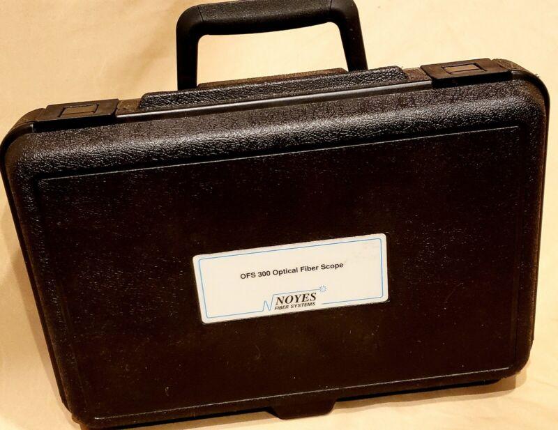 Noyes optical fiber scope ofs-300-200c kit