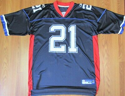 WILLIS MCGAHEE #21 BUFFALO BILLS Mens REEBOK NFL JERSEY TEAM COLORS X-LARGE, XL