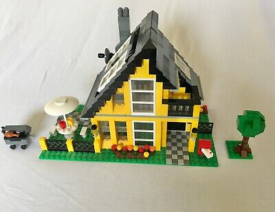 LEGO Creator Beach House (4996) 100% complete (all 3 variations)