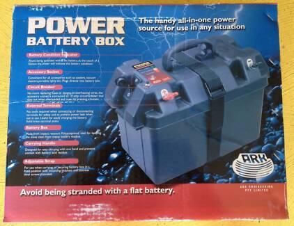 Ark Power Battery Box