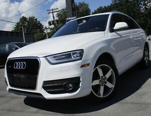 Audi Q3 2.0T Progressive Quattro - Fully Loaded