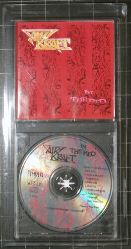 Airkraft In the Red. Original Stock! SEALED blister pack AOR 1990 Not a reissue