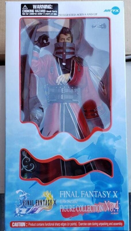 Kotobukiya ArtFX Final Fantasy 10 AURON 1/6 Scale Figure