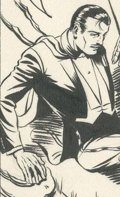 Phil Davis, Mandrake the Magician 6-12-1959, NO RESERVE!
