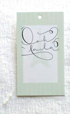 100 Clothing Tags Hang Tags Boutique Tags Cute Price Tags 100 Plastic Loops