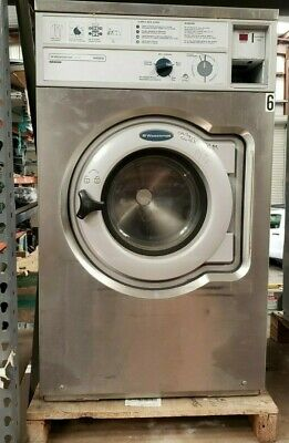 Wascomat W620 Front Load Washer 208240 3ph Sn 005200073457 Refurbished