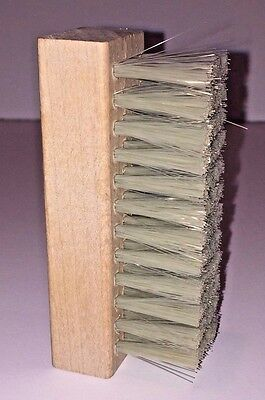 Shoe cleaning Brush Suede nylon leather Sneaker Cleaner brush NEW 4""