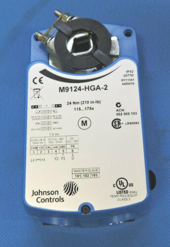 Johnson Supply Direct Coupled Actuator M9116JGA-2