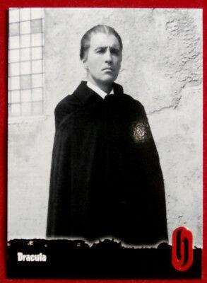 HAMMER HORROR - Series One - Card #37 - DRACULA