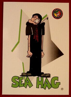POPEYE - Individual Card #16 - Sea Hag - Card Creations - 1994