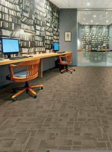 CARPET TILES CHARCOAL - with fire certificate,premium new 500x500 Marrickville Marrickville Area Preview