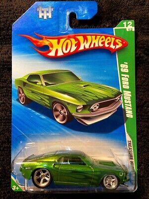 Hot Wheels Super Treasure Hunt 2010 '69 Ford Mustang